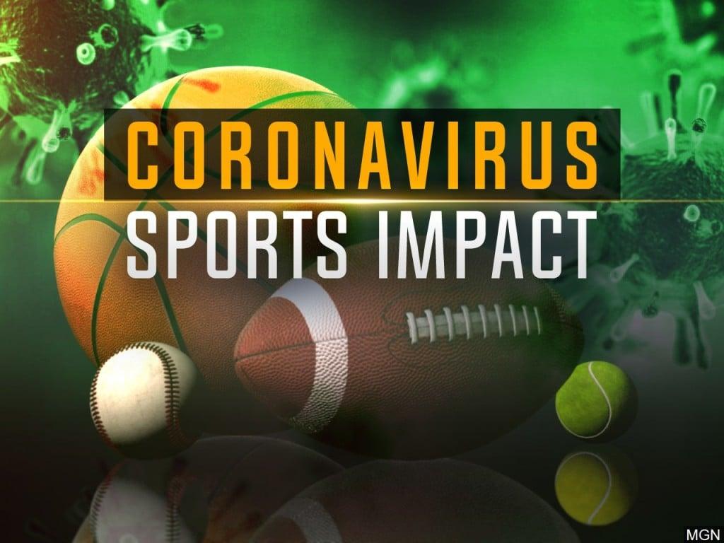 coronavirus, covid-19, sports