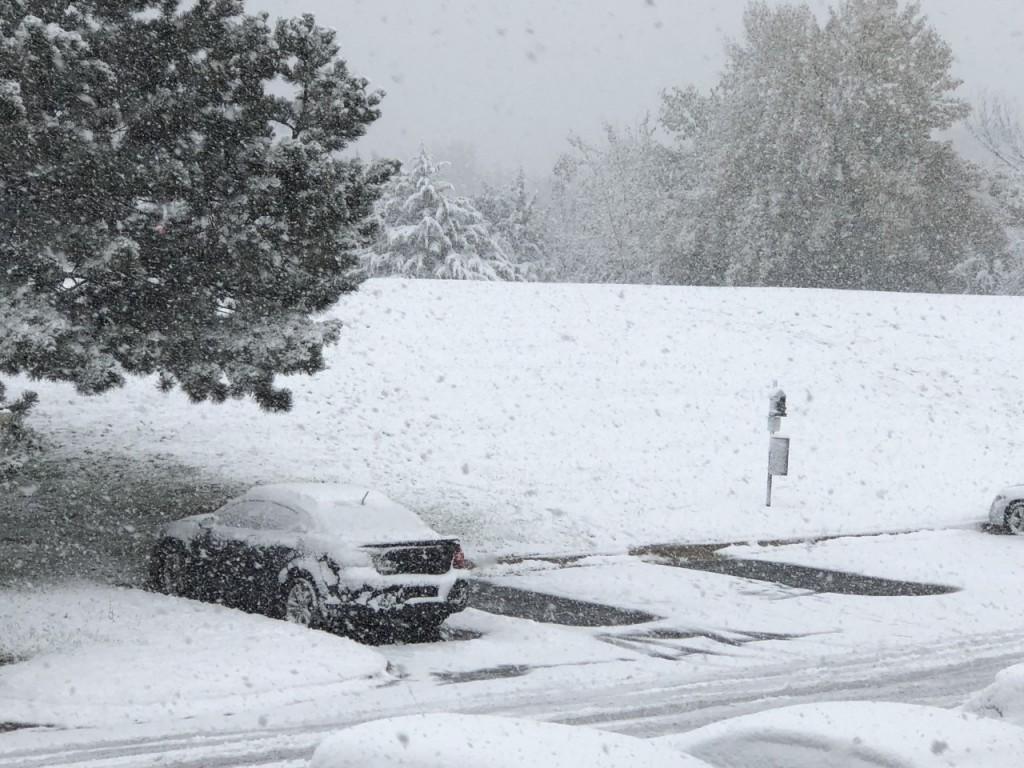 Snow Oct 201