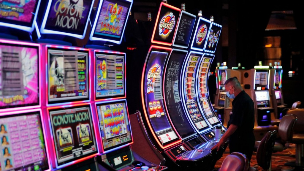 Gaming initiatives on ballot come November 3rd.