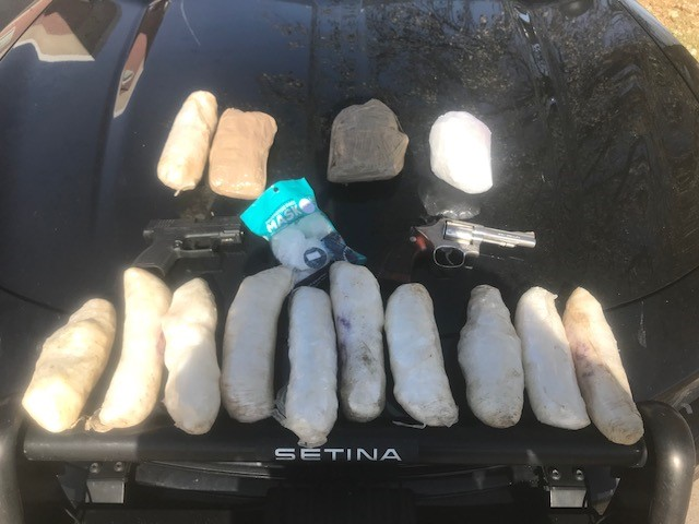11 5 Methamphetamine Seizure