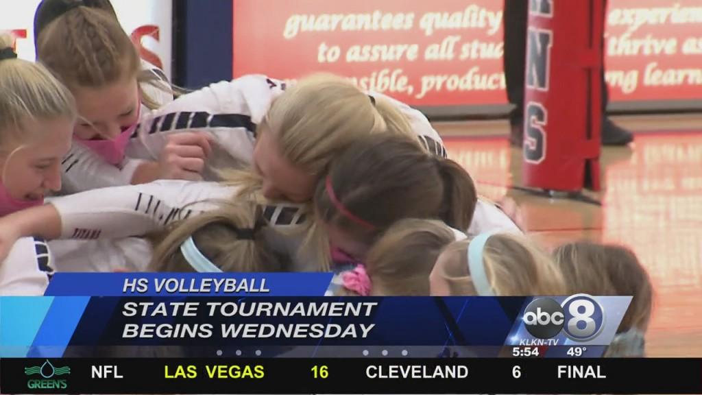 State Volleyball Bracket