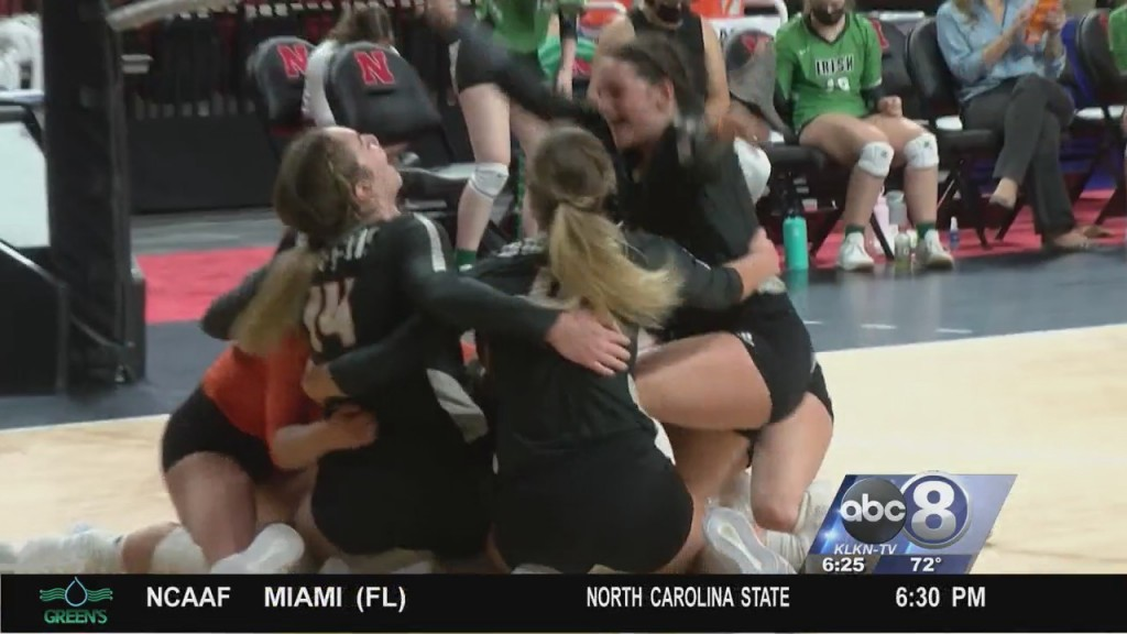 State Volleyball Semifinals: Classes C1 D2