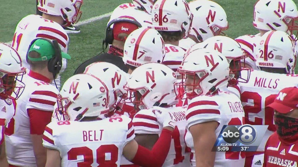 Huskers Remain Confident Despite 0 2 Start