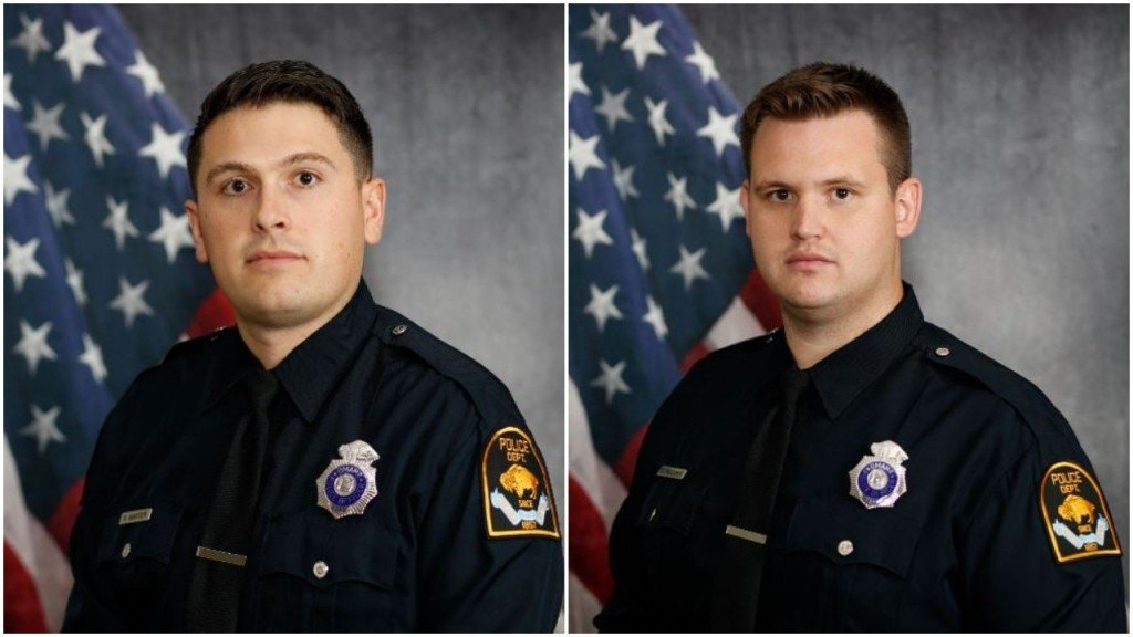 Omaha Police Officers