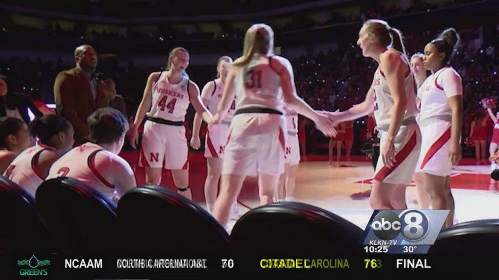 Husker Women's Basketball Excited To Open Season