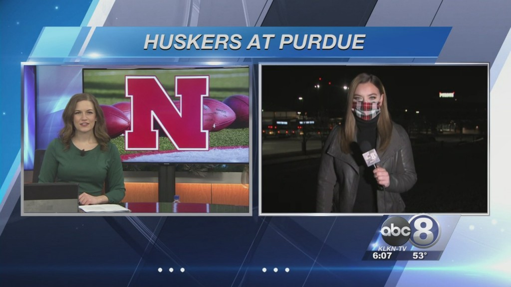 Live Coverage: Kelsie Kasper Gives Early Preview At Ahead Of Huskers, Boilermakers