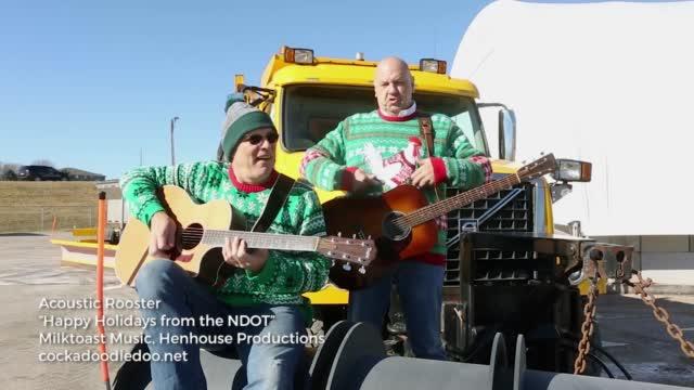 Happy Holidays From Ndot!