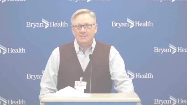 Bryan Health Remembers Deceased Covid Patients