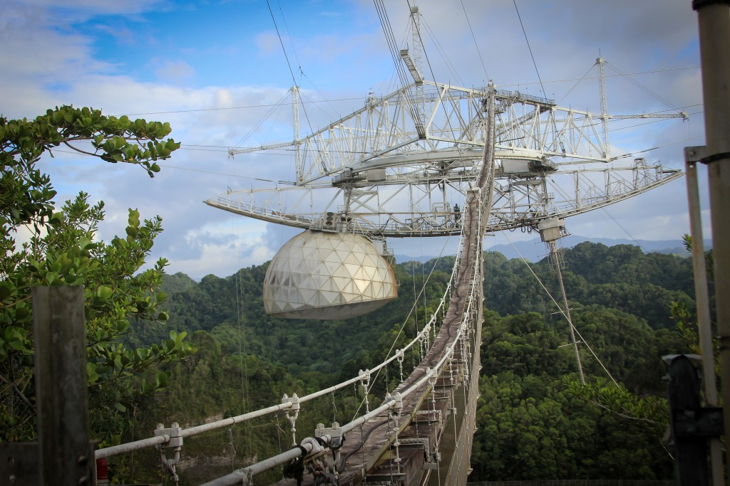These Photos Were Given To Us By Arecibo.