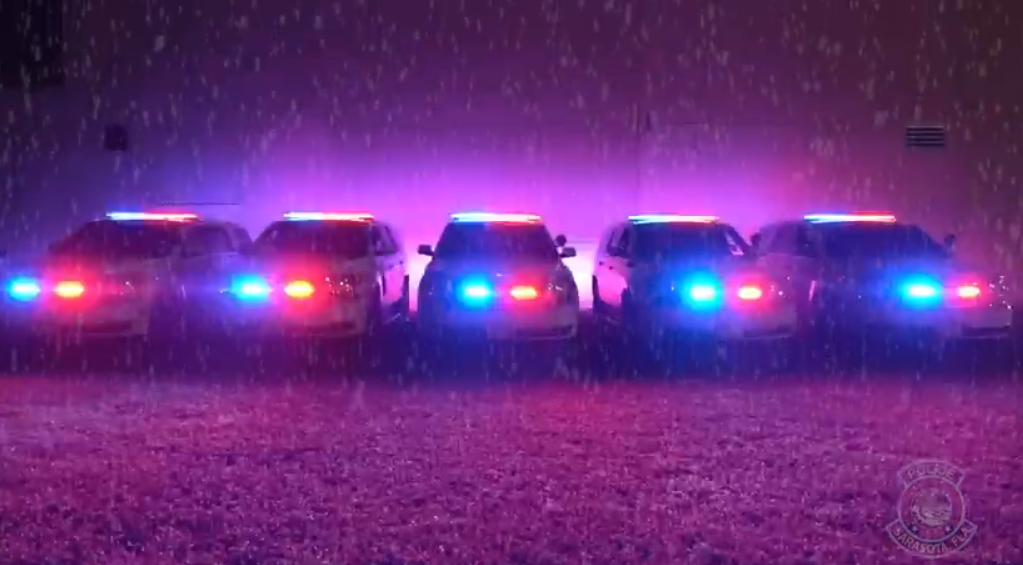 Sarasota Police Cruiser