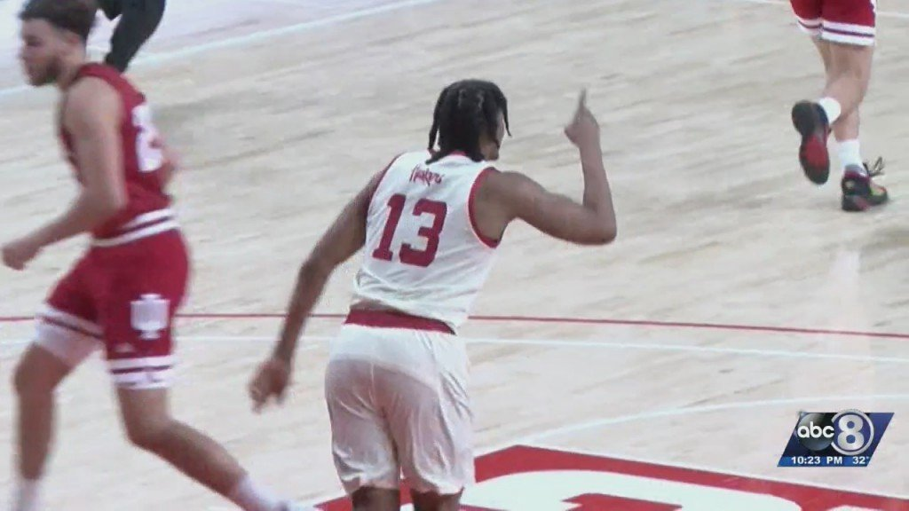 Huskers Fall To Indiana