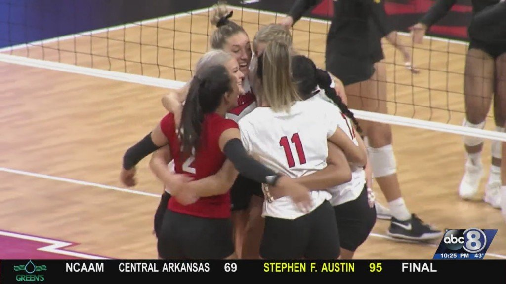 Husker Volleyball Preps For Uncertain Season