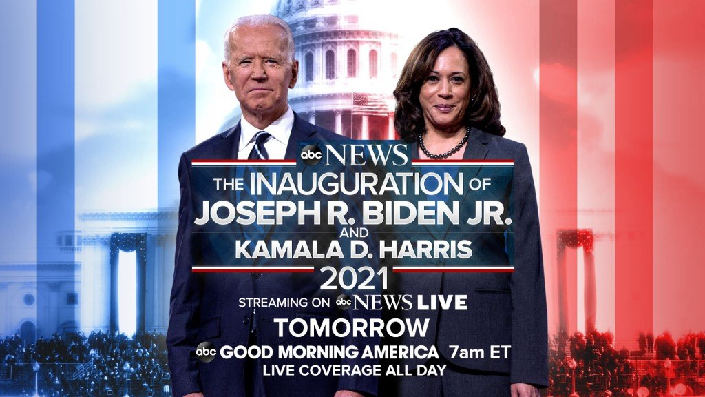 Biden Inauguration Promo Gma Tomorrow