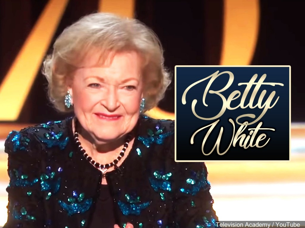 Happy 99th Birthday, Betty White!