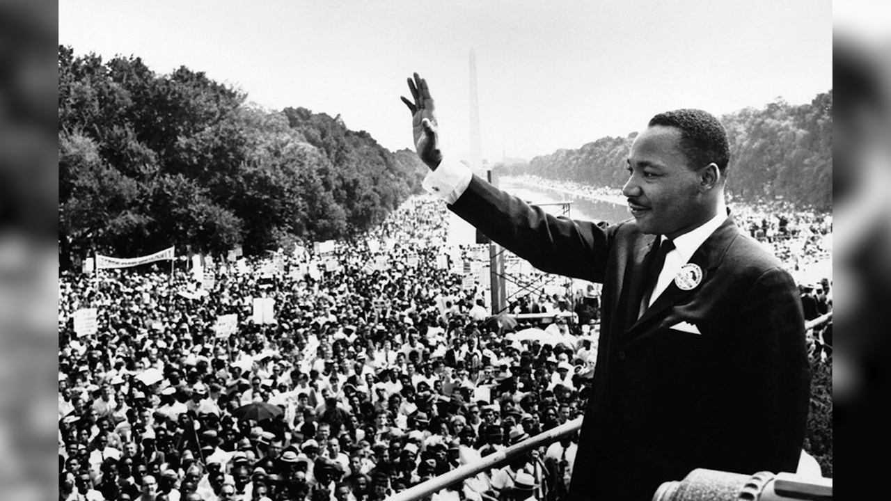 Nearly 60 years later, Martin Luther King Jr.'s movement continues