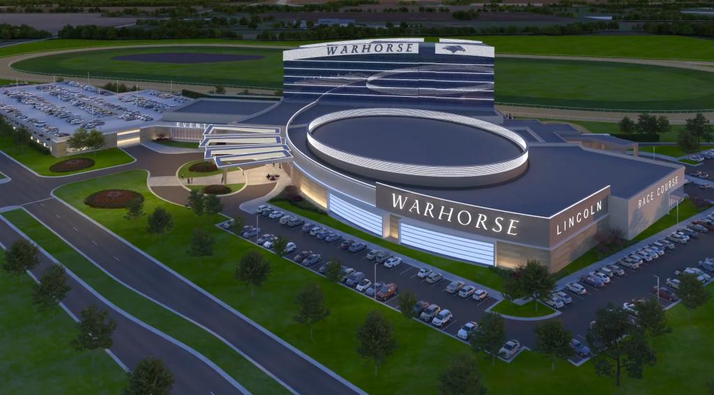 Warhorse Gaming Lincoln Casino Racecourse