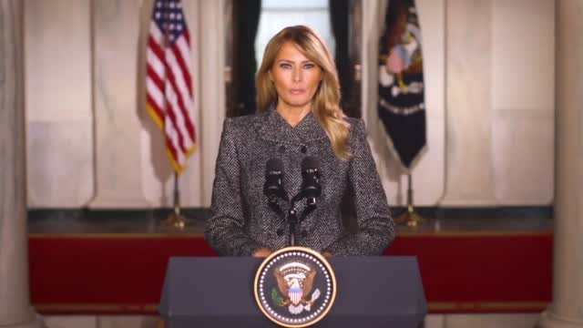 Flotus Farewell Video