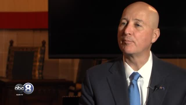 Gov. Pete Ricketts On Violent Protests
