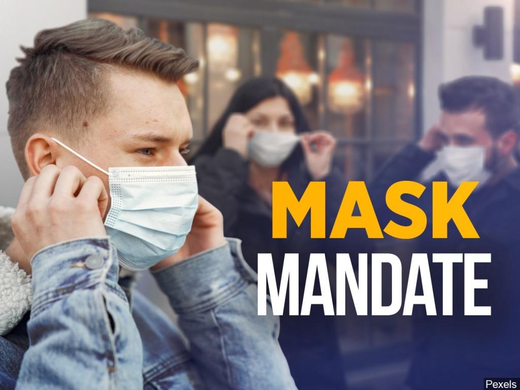 CDC Mask Mandate for Transportation