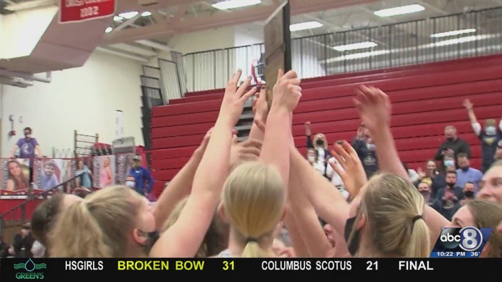 Highlights: Girls District Finals 2/26