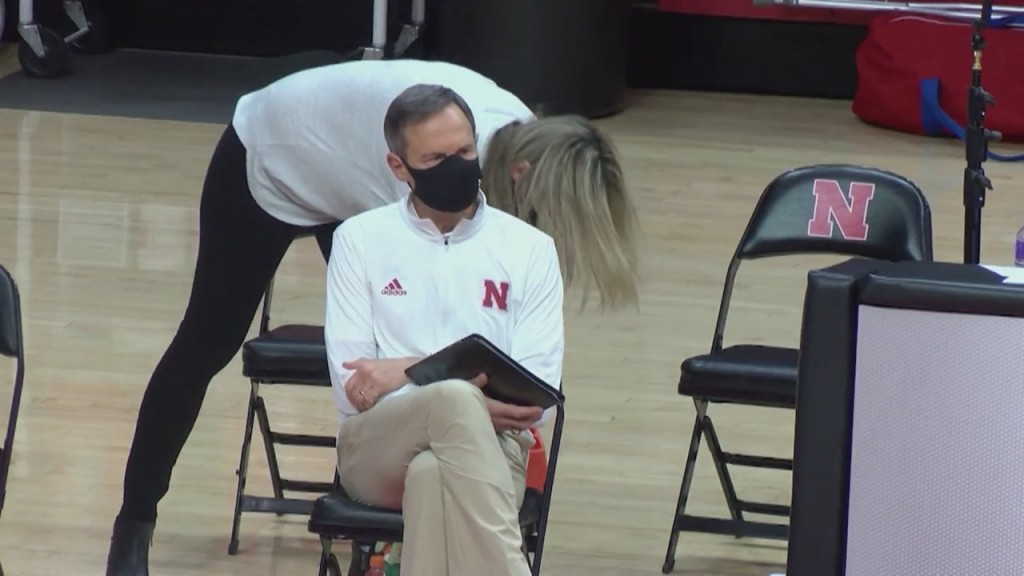 Husker Volleyball Ready For Brutal Final Stretch Of Season