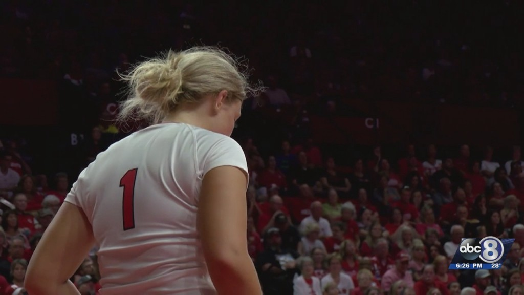 Huskers Set To Battle Maryland In Home Opener