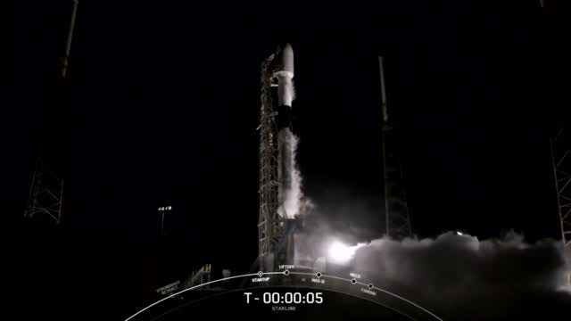 Space X Launch 2.4.21