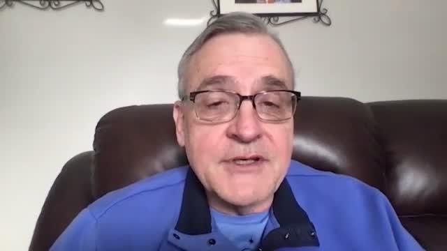 Pastor Tom Talks To The Community