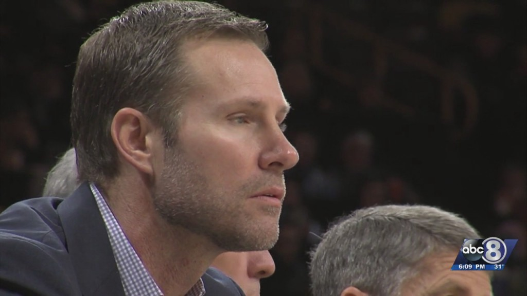 Fred Hoiberg Opens Up About Battle With Covid 19