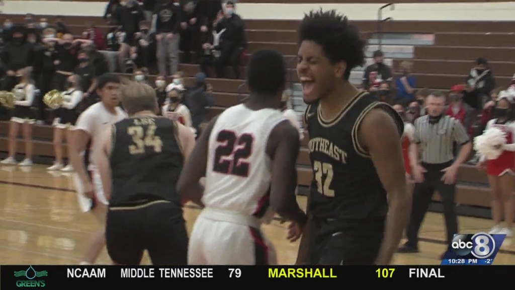 Highlights: High School Hoops 2/12