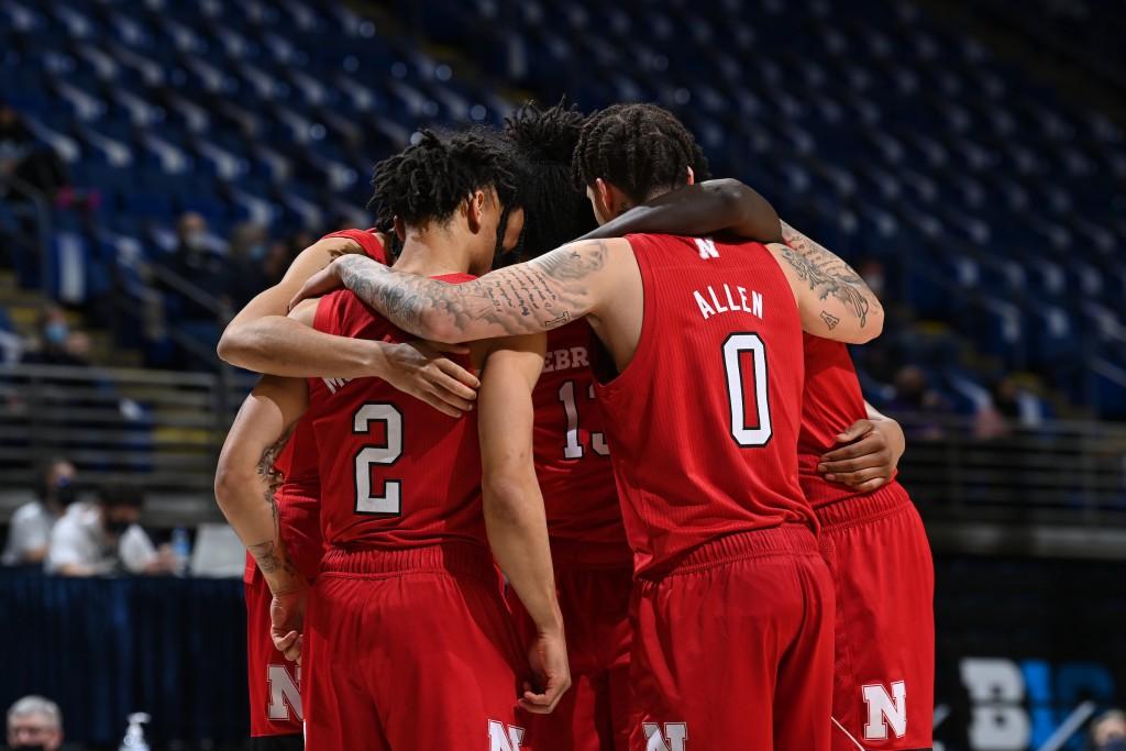 Nebraska basketball at Penn State