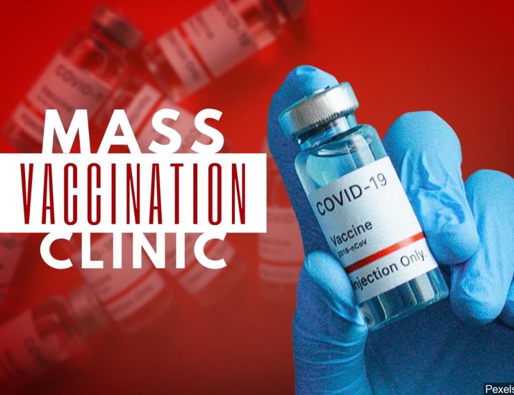 mass vaccination clinic