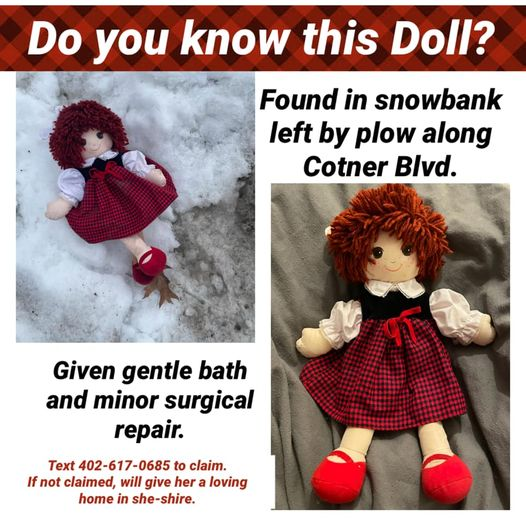 Missing Doll