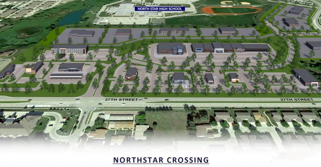 Northstar Crossing Rendering