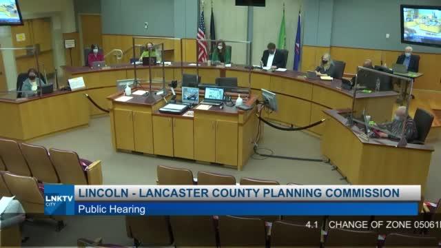 Lancaster County Planning Commission Discuss Amendments To Southwest Village Pud