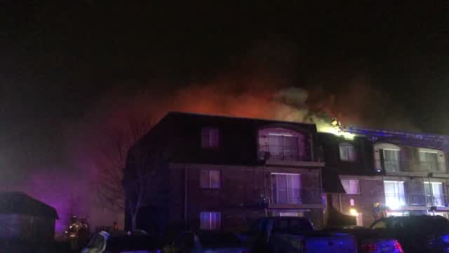 Apartment Fire 3/15/21