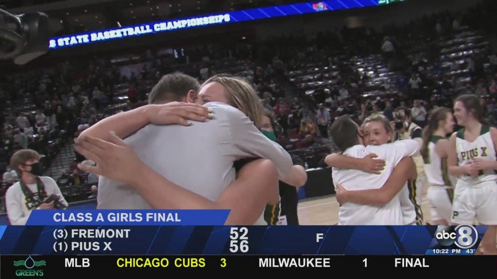 Girls High School Basketball State Final