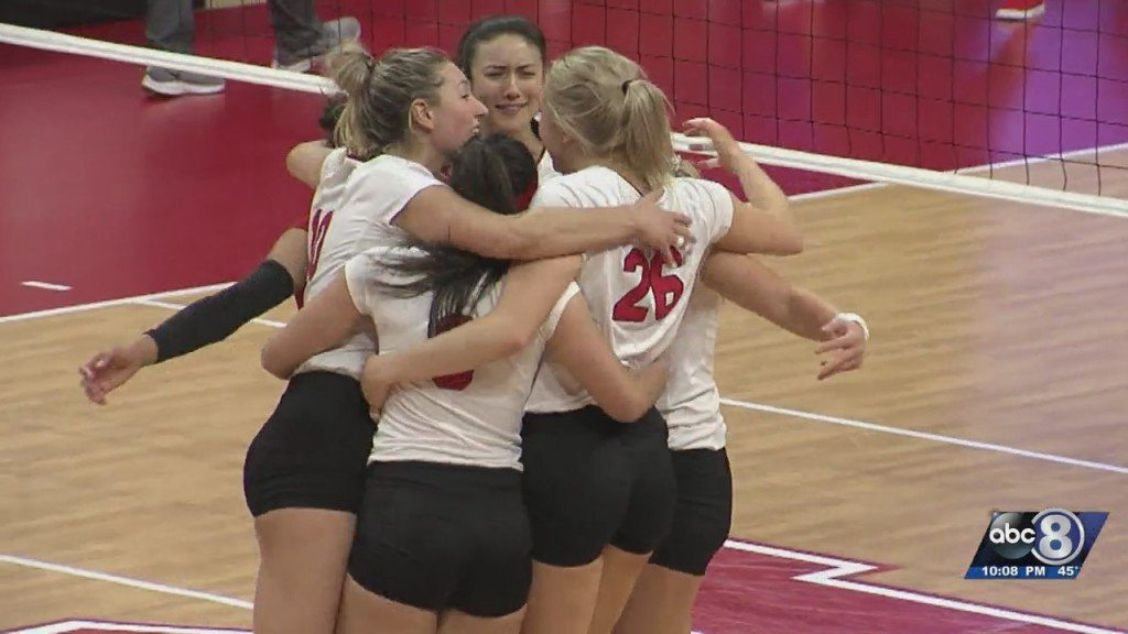 Huskers Rally To Beat No. 11 Ohio State In Five Sets