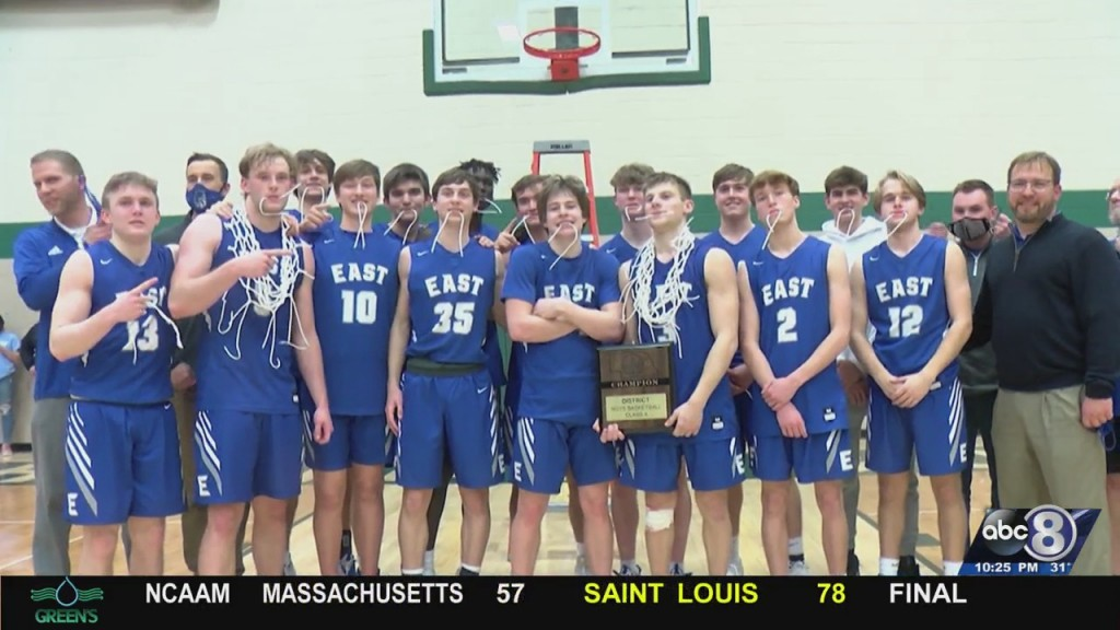 Highlights: Boys District Finals 3/1
