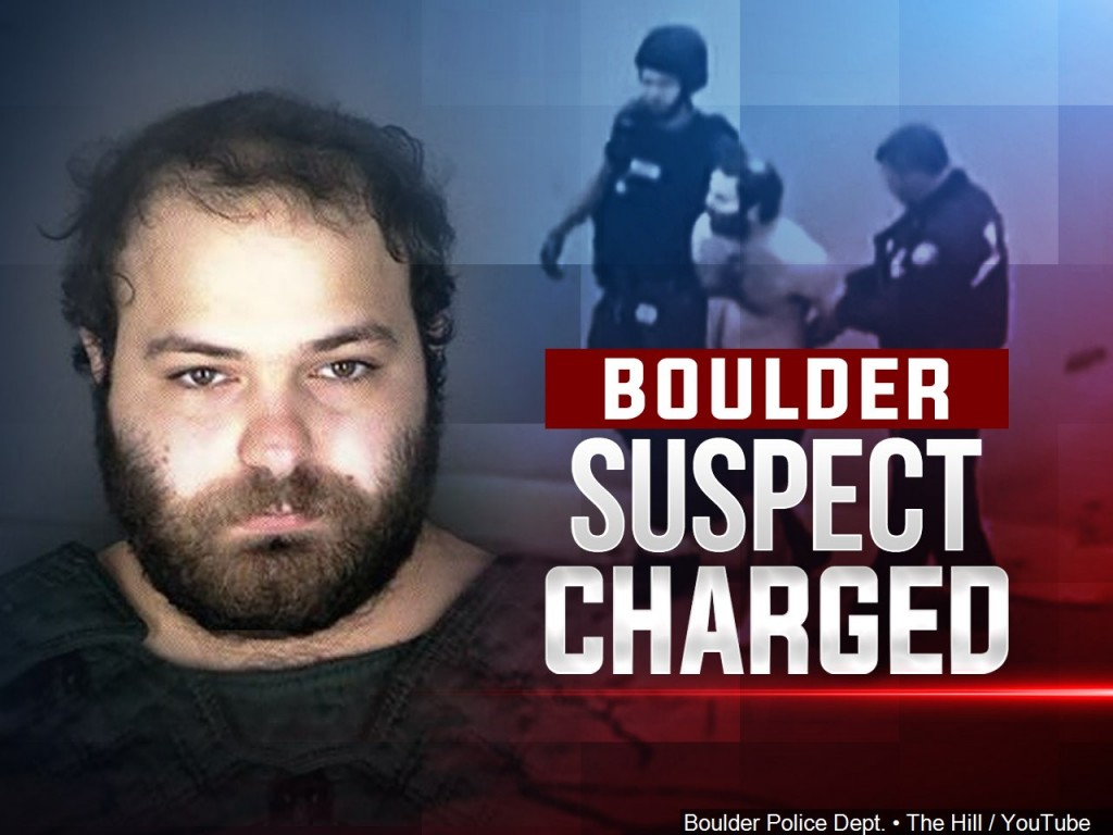 Boulder suspect charged
