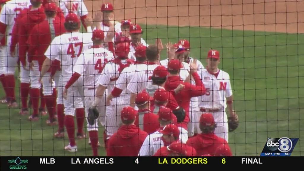Husker Baseball Finding Grit During Win Streak
