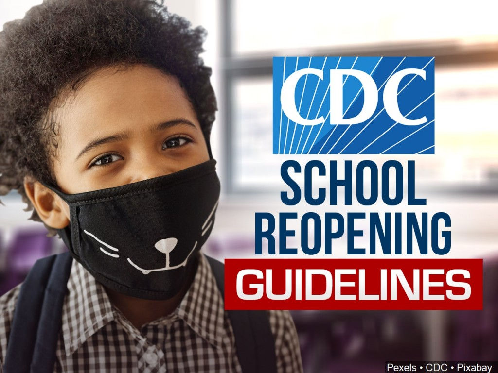 schools reopening cdc