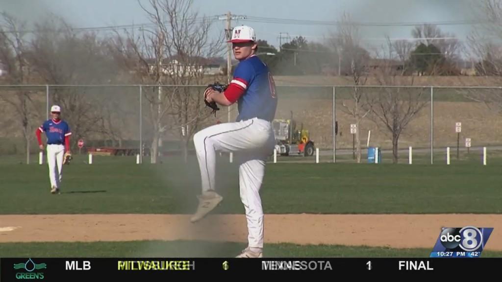 Norris' Bryson Schultz Tosses No Hitter