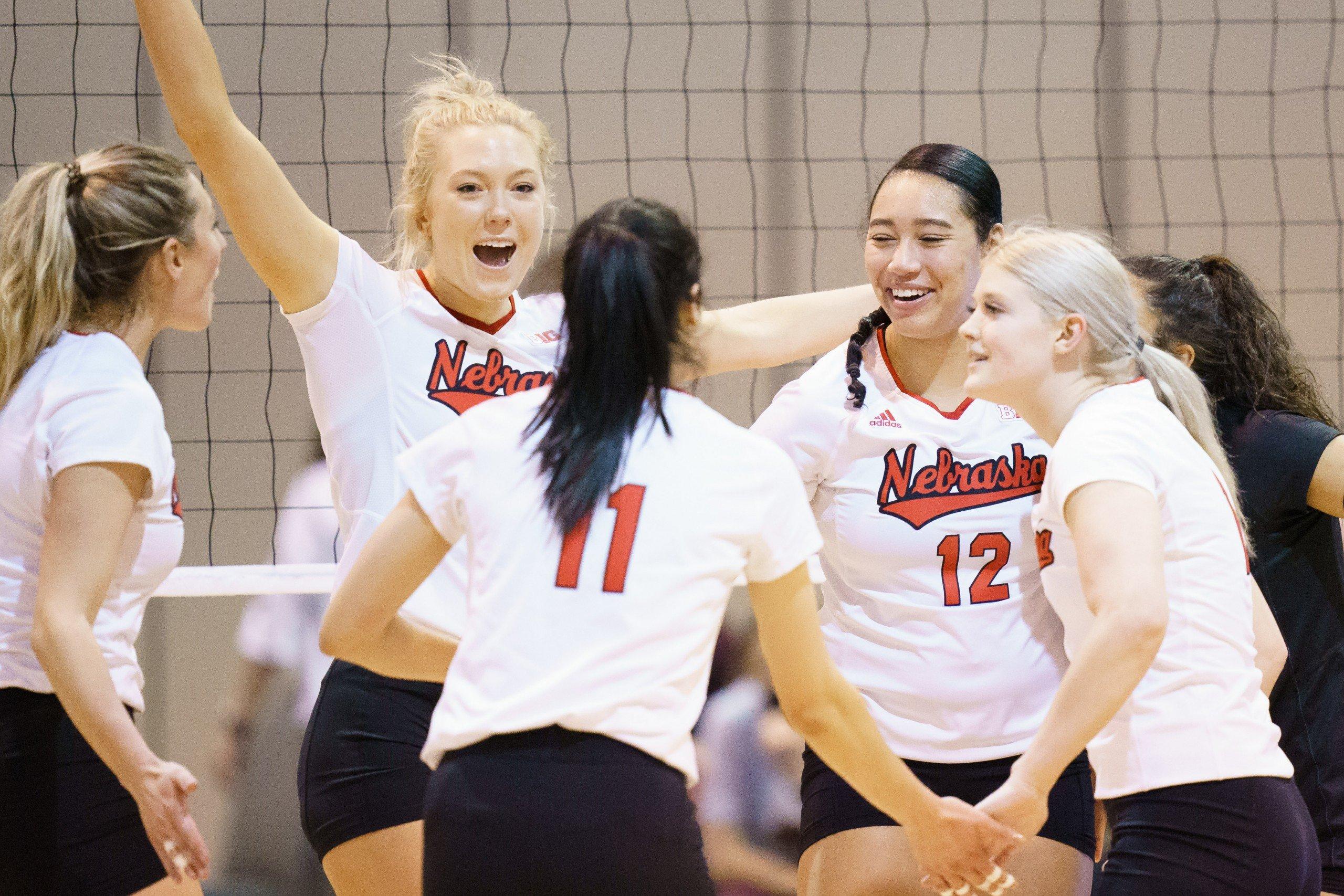 Match time set for Nebraska-Baylor volleyball - KLKN-TV