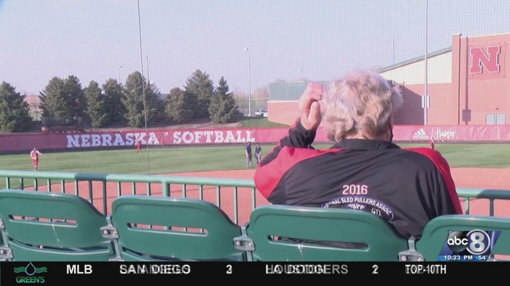 Husker Softball Falls To Wisconsin