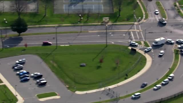 Active Shooter In Maryland