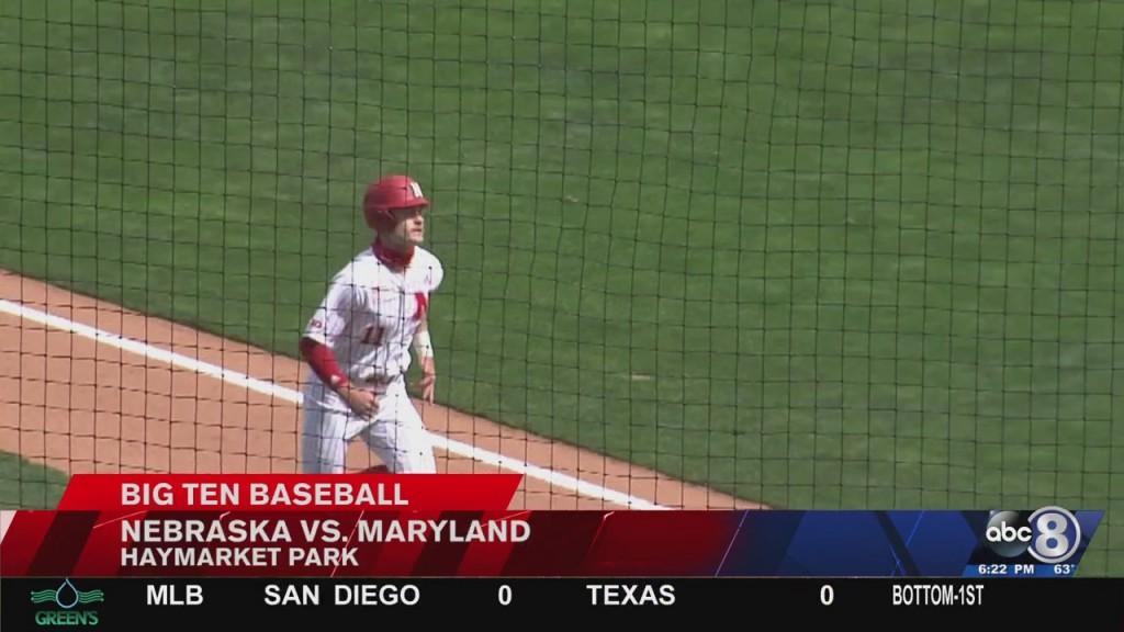 Nebraska Baseball Falls To Maryland