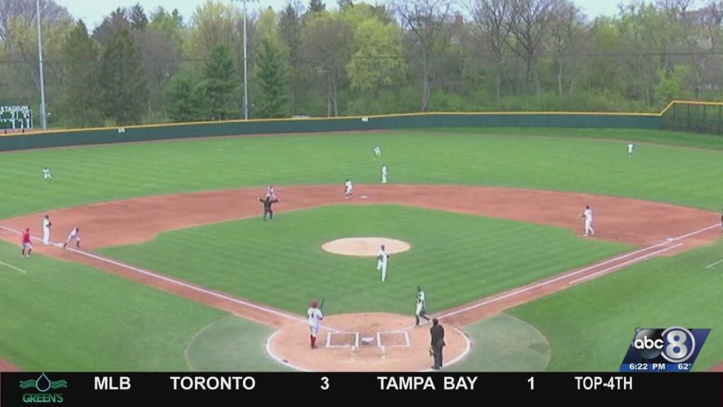 Husker Baseball Falls To Michigan State