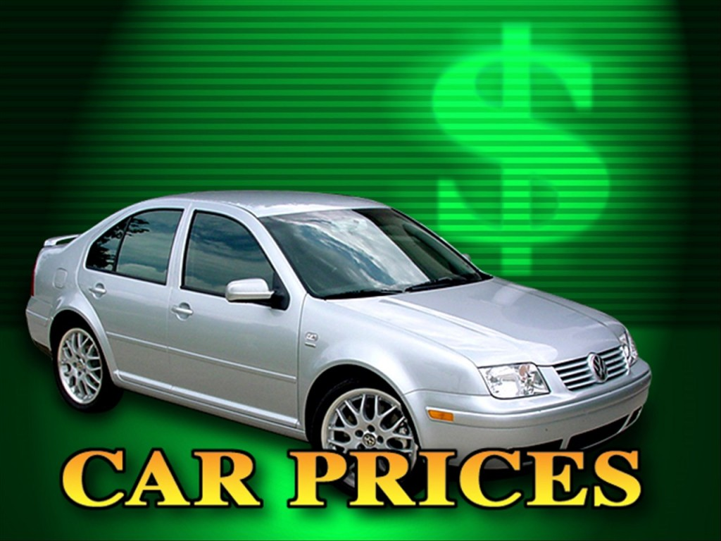 car prices