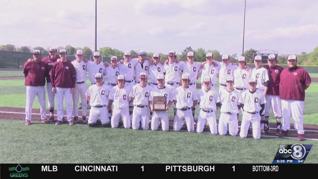 Columbus Baseball Punches First State Tournament Berth Since 1953